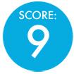 score 9