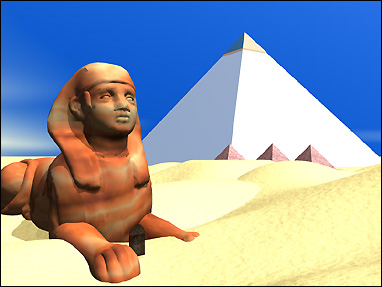 sphinx screensaver